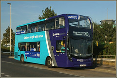 Arriva Southern Counties 6517