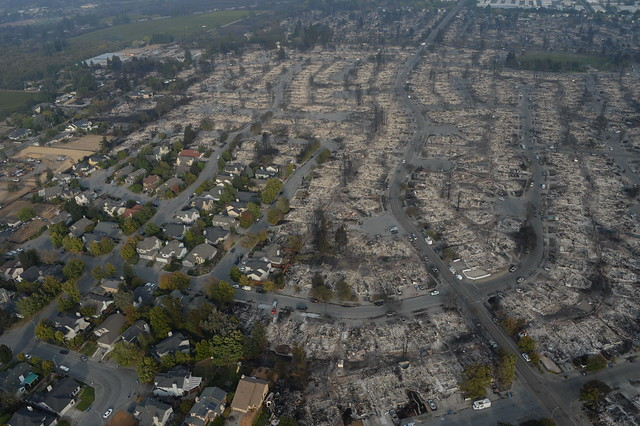NorCal Fires Oct 11