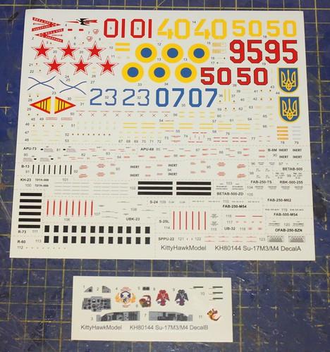Sukhoi Su-17M3/M4 Fitter K, Kitty Hawk, 1/48 37414849040_027949684f