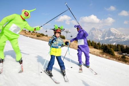 Kam s dětmi na lyže: co předem promyslet