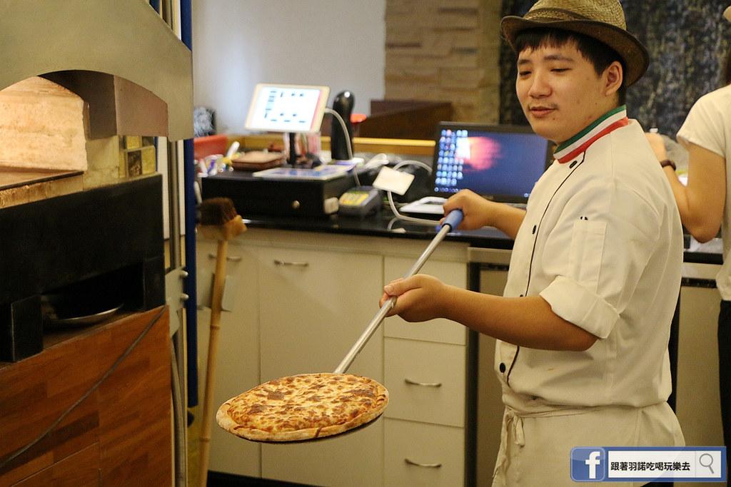 Pizzeria 義大利米蘭手工窯烤披薩餐廳040