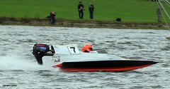 Power Boat Champion Ships Rother Valley Country Park 07/10/2017