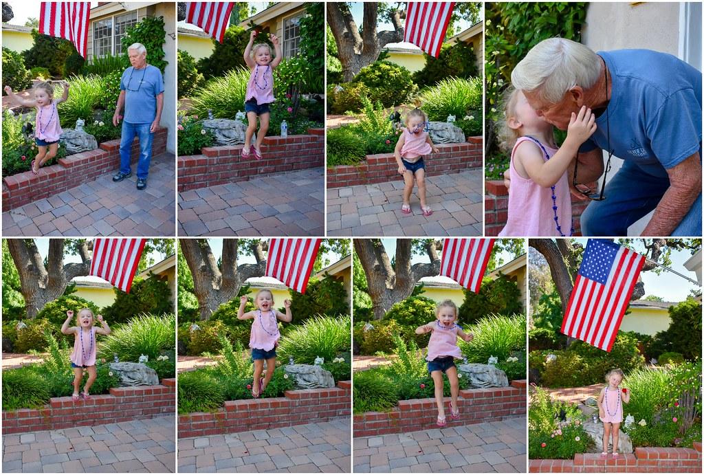 fun with great grandpa