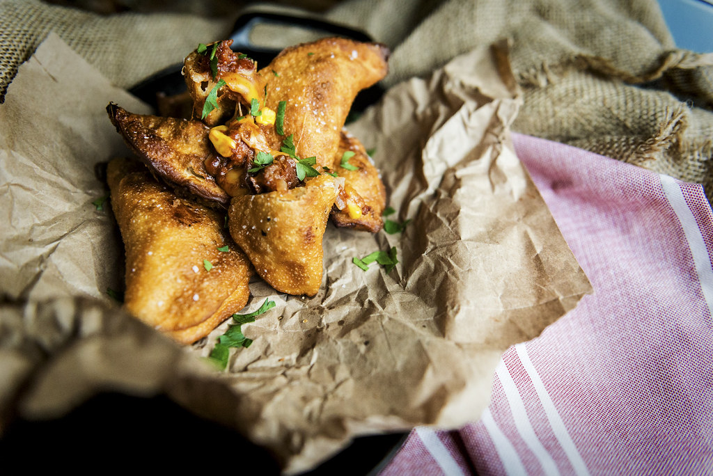 Quick Fried Tex-Mex Empanadas by GirlCarnivore