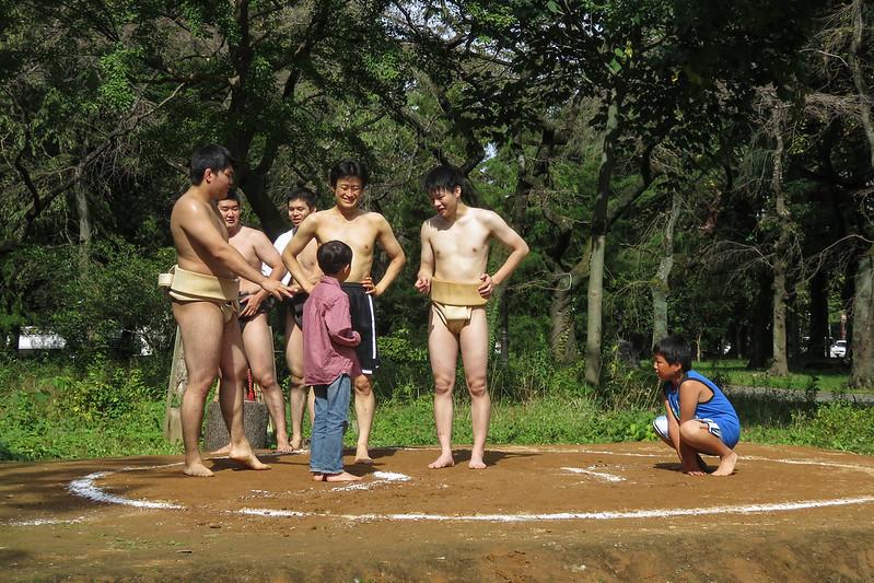 Sumo student's club