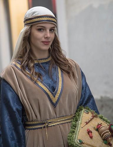 Pistoia Medioevo foto di Sandro Nerucci