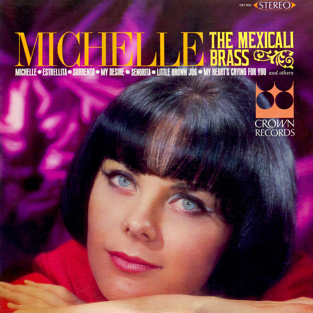 The Mexicali Brass - Michelle