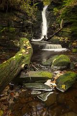 Crooked Edge Waterfall (Rivington)