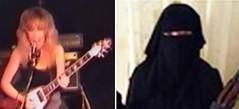"""Muere la """"viuda blanca"""" británica durante ataque aéreo de EU en Siria"""