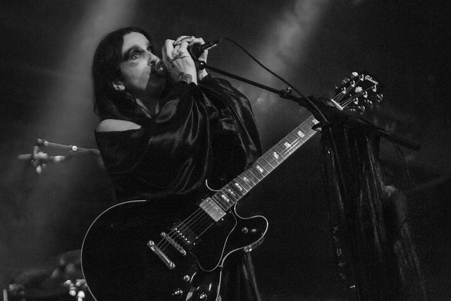Chelsea Wolfe @ SoundStage, Baltimore, MD 10/14/2017