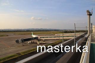 空港の展望台
