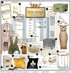 {Petite Maison} Beauty Room Gacha pt. 1