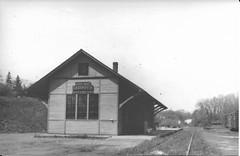 Lehigh Valley RR Station, Cazenovia, NY