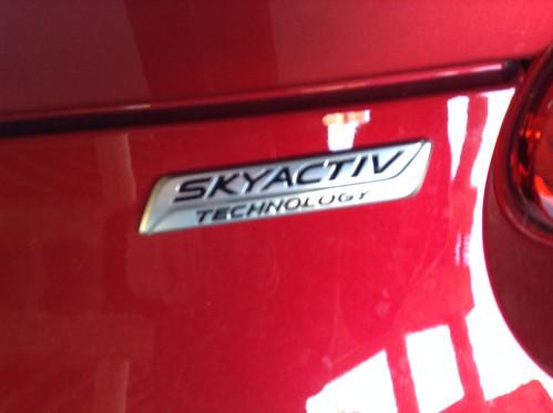 Skyactive?