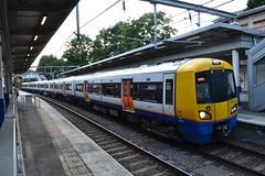London Overground 378217