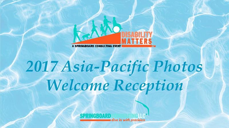 AP Photos - Welcome Reception