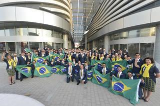 WorldSkills 2017 - Cerimônia de Encerramento