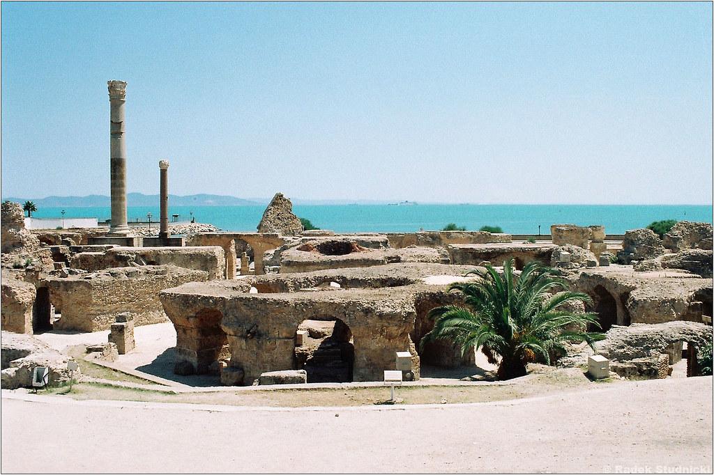 Łaźnie Antoniusza w Kartaginie