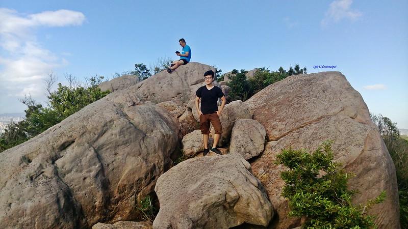 TAIPEI-bush walking-台北郊山健行-內湖金面山剪刀石-17度C隨拍 (28)