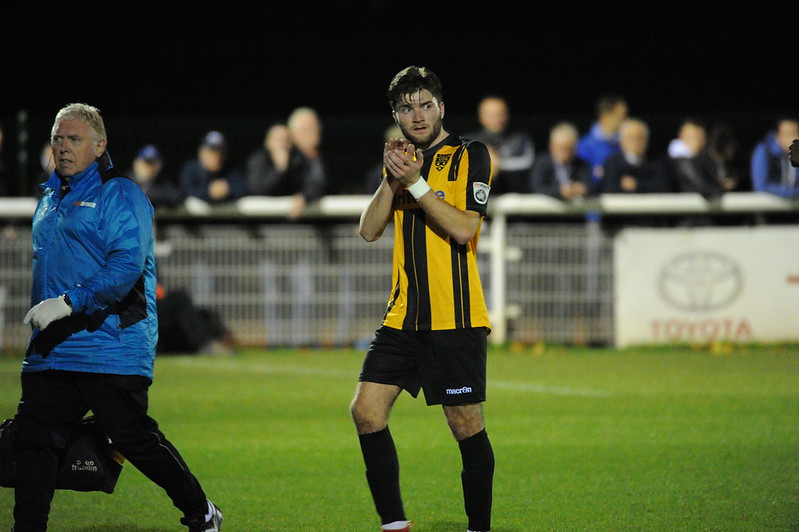 Enfield Town v Maidstone United 255