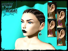 Ear and Piercing - Claire