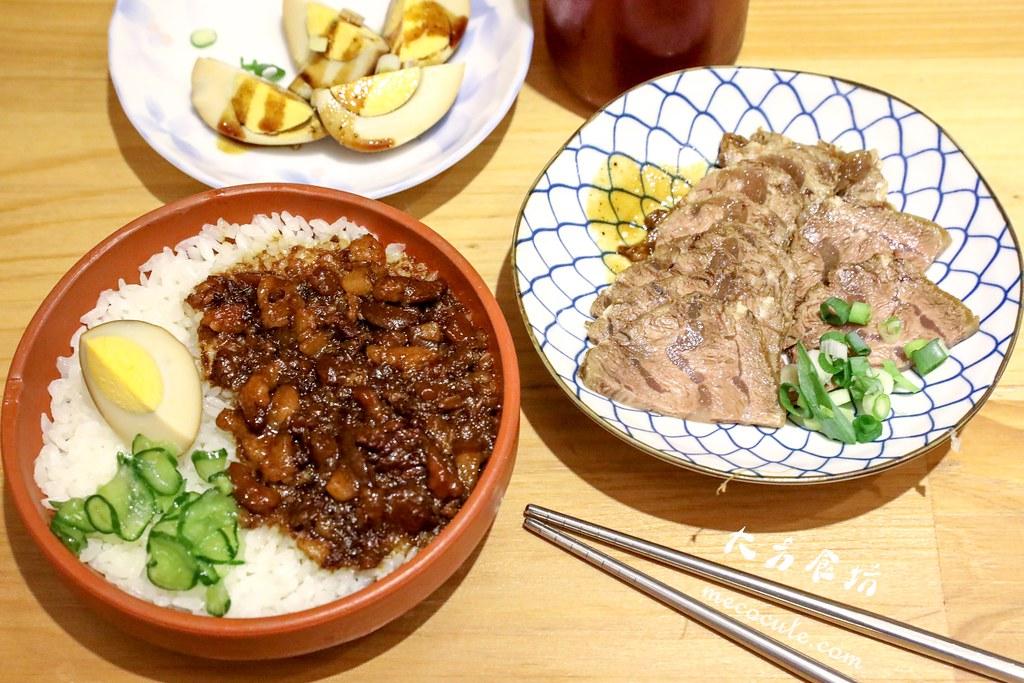 宜蘭小吃:大方食坊(大方醬油)~宜蘭羅東 魯肉飯 蒸飯