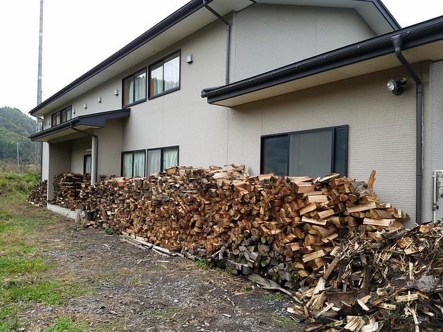 2016年台風10号被災:岩手県岩泉町で薪割りボランティア(援人 2017年 1020便)