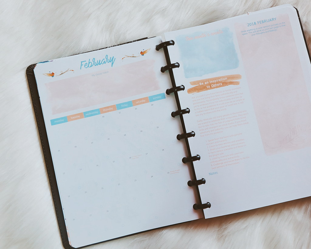 Belle De Jour Power Planner 2018