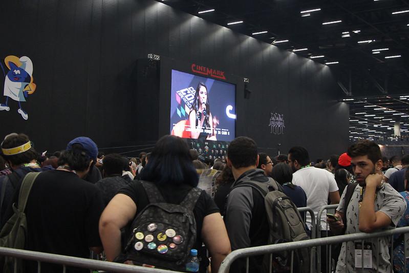 Comic Con Experience 2016