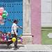 balloon salesman, Campèche por bruno vanbesien
