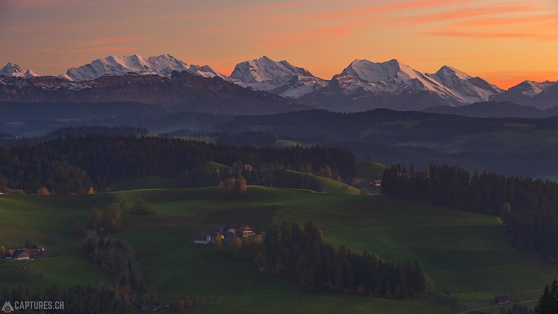 From the valleys to the mountains - Emmental