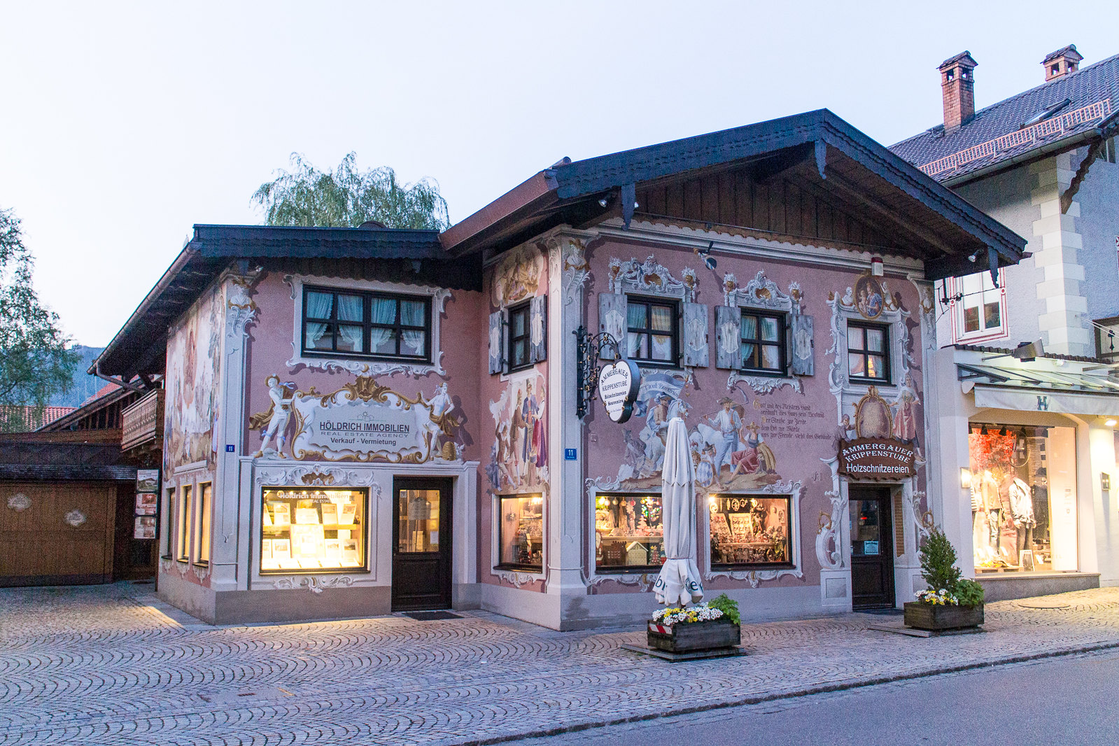 Oberammergau & Grossglockner-7