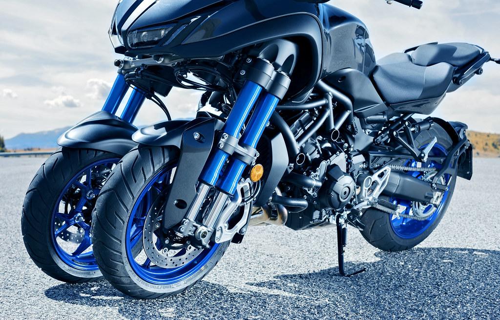 Yamaha Niken 900 2018 - 17