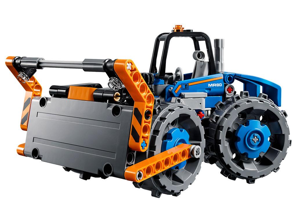 LEGO Technic 42071 - Dozer Compactor