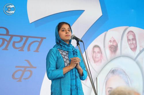 Kamaldeep Kaur from Geeta Colony, Delhi, expresses her views