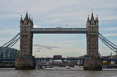Tower Bridge from the Thames