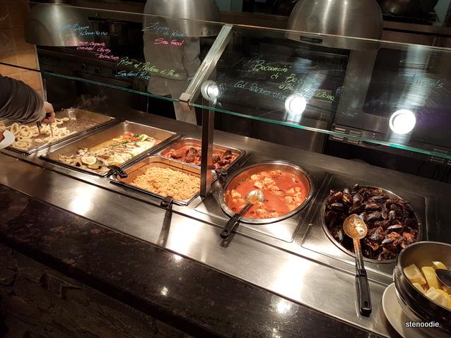 Vinnie Zucchini's Italian Buffet Pescheria