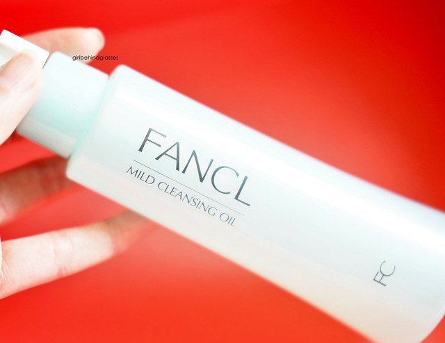 FANCL Mild Cleansing Oil2
