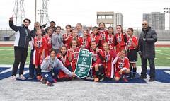 CMS VARSITY GIRLS SOCCER CLUB TORONTO CITY CHAMPIONS 2017-2018, ACA PHOTO