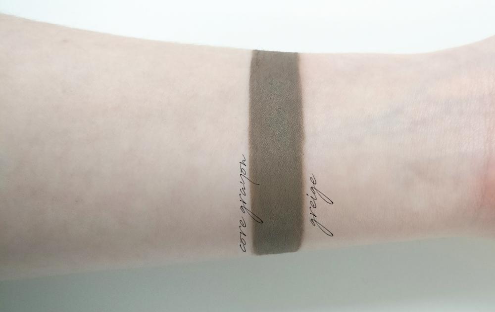linda hallberg cosmetics core crayon greige