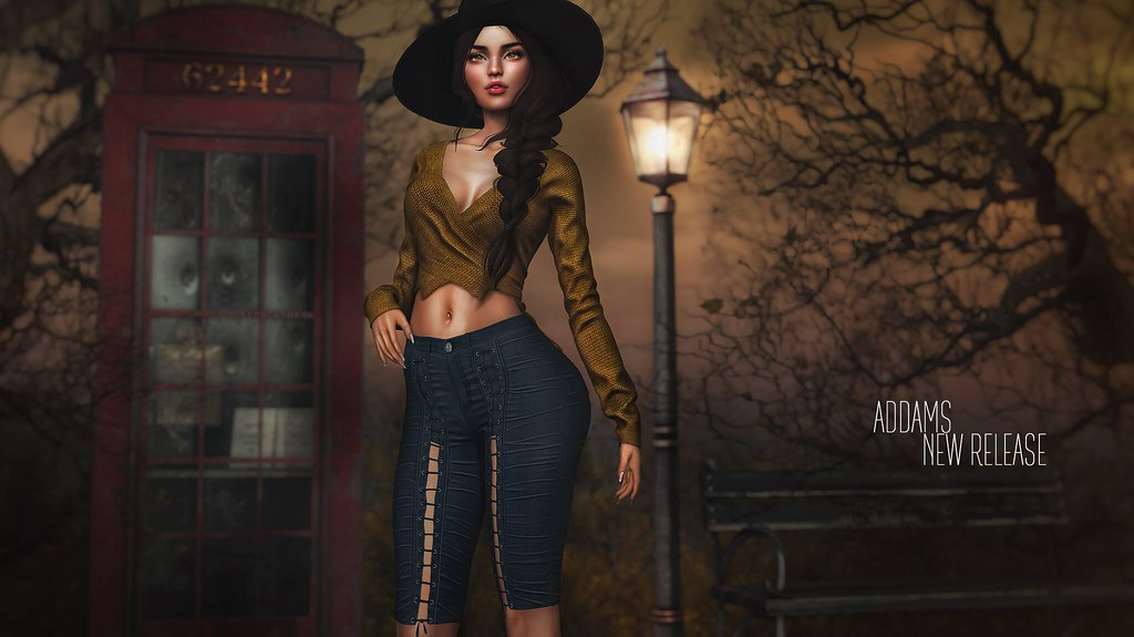 ADDAMS – NEW RELEASE ♥