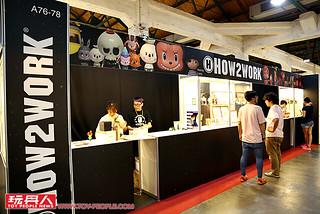 玩具探險隊【第十四屆台北國際玩具創作大展】2017 Taipei Toy Festival 會場搶先看!!
