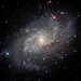 Messier 33 Galaxy close-up - Best