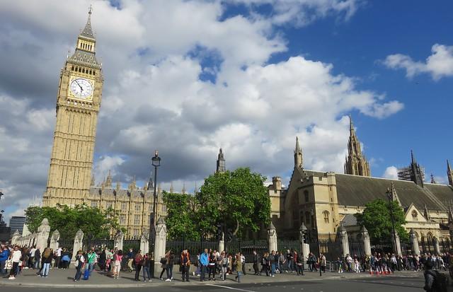 British House of Parliament (London, England)