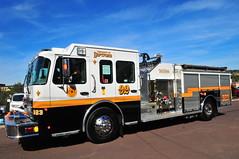 Deptford Fire Department Engine 923