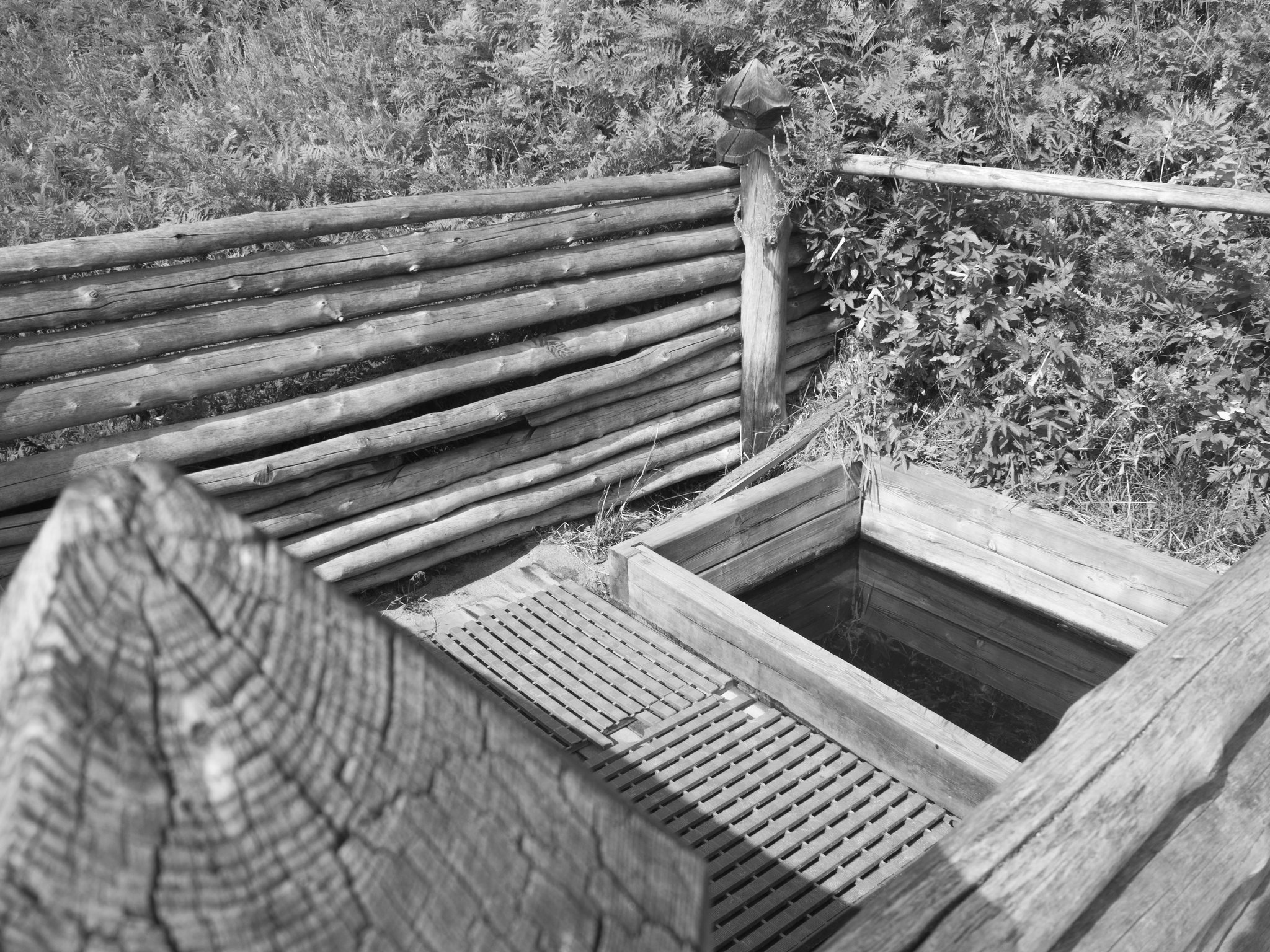 Horká lázeň // Hot spring