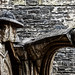The Guard Of Conwy Castle