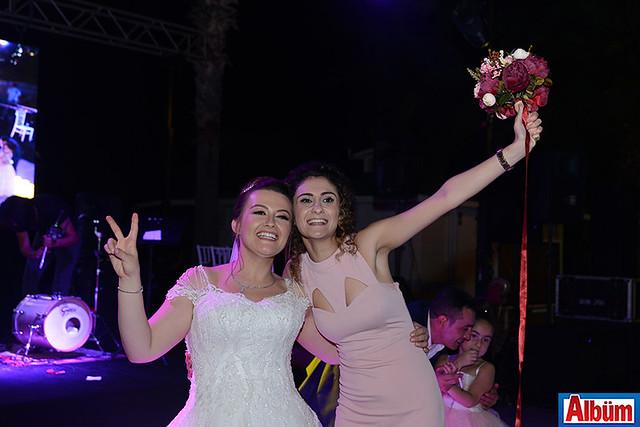 Tevfik Kemaloğlu, İnci Yüksel düğün-5