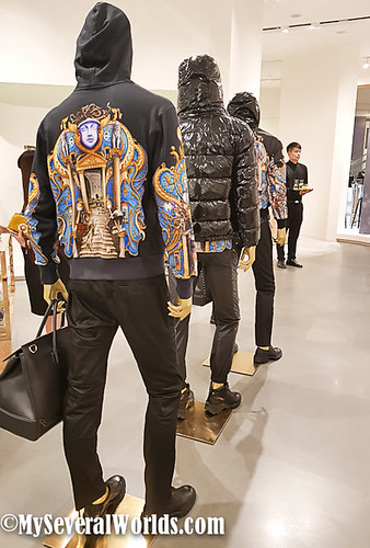 Versace at Taipei 101