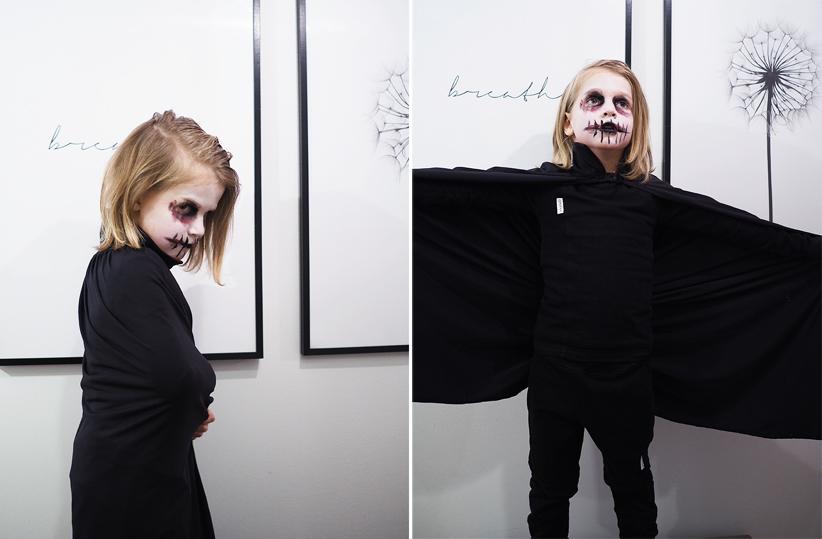 lasten halloween3